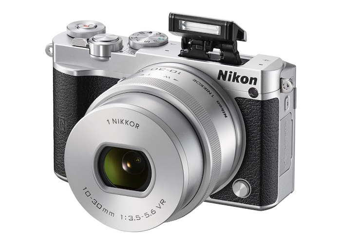 Nikon 1 J5 Ultra HD 4K Camera