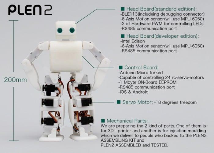 Open Source Robot