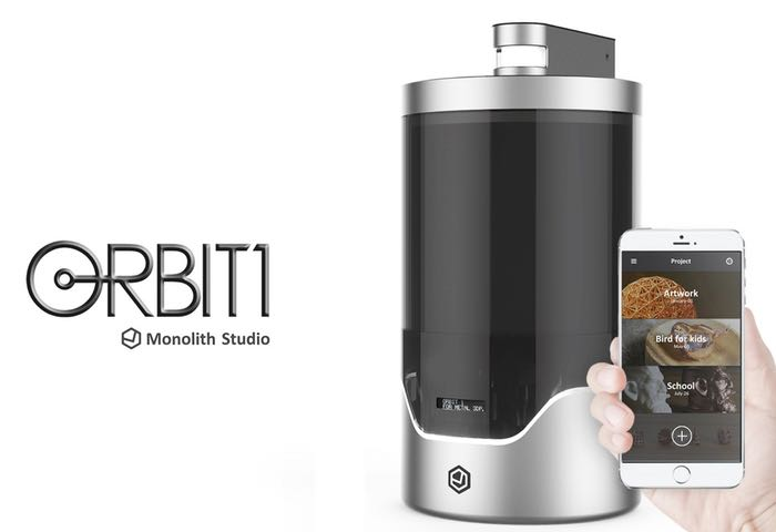 Orbit1 Desktop Electroplater