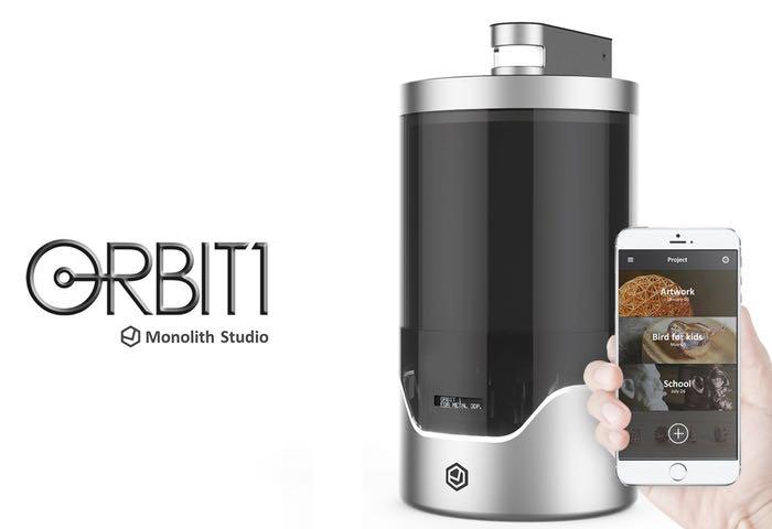 Orbit1 Desktop Electroplater