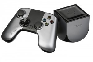 Ouya Android Games Console Searching For A Quick Sale