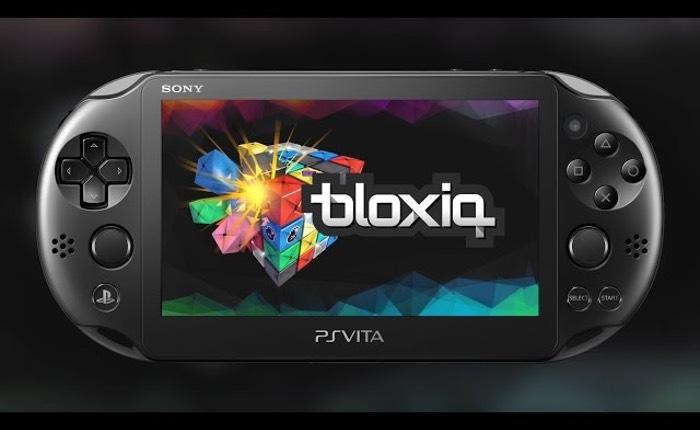 PS Vita Puzzler Bloxiq