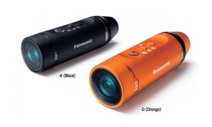 Panasonic HX-A1 Action Camera
