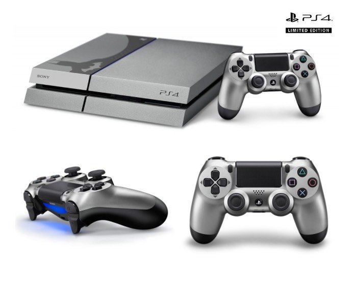 PlayStation 4 Batman Arkham Knight Bundle