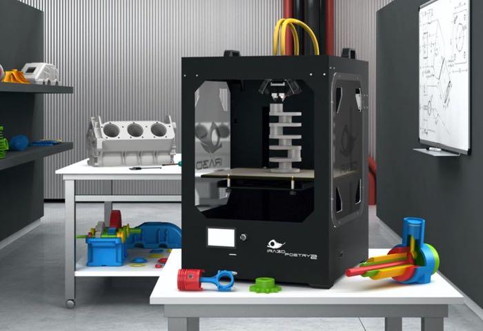 Poetry2 3D Printer