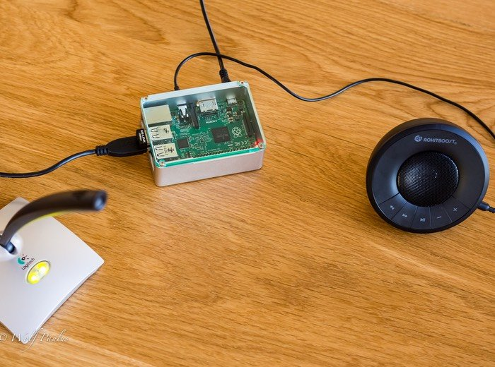 Raspberry Pi 2 Speech Recognition System