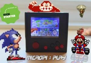 MicroPi The Raspberry Pi Powered Pocket Media And Emulation Station (video)