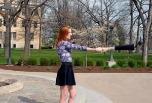 The Selfie Arm Is Better Than A Selfie Stick