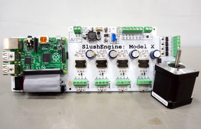 SlushEngine Stepper Motor Driver