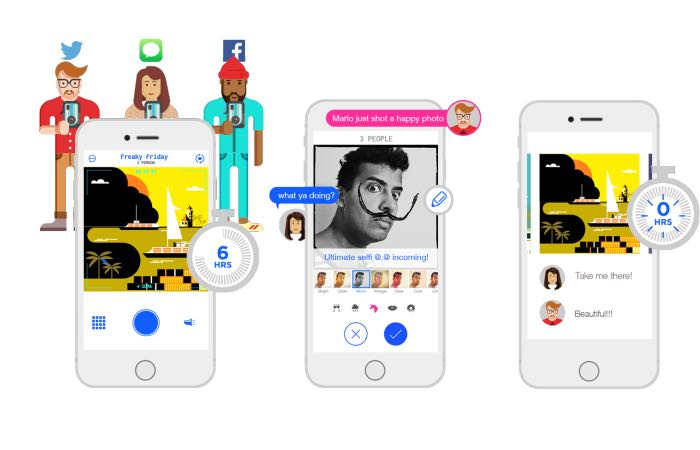 Social Photography App