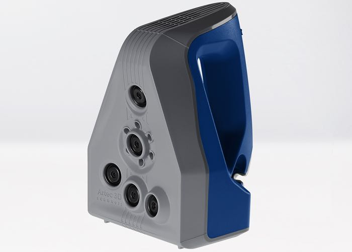 Space Spider 3D Scanner