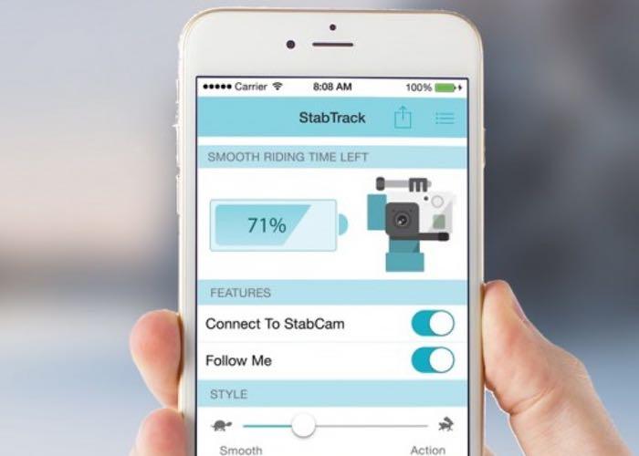 StabCam GoPro Stabilisation System