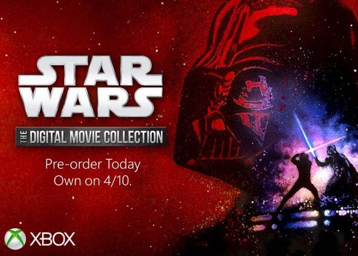 Star Wars Digital Movie Collection