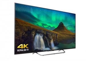 Super Slim Sony 4K Ultra HD TV Launching This Summer