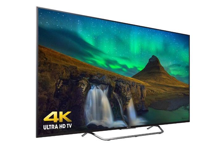 Super Slim Sony 4K Ultra HD TV