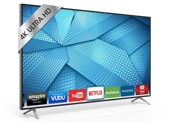 Vizio intros lineup of more affordable 4K TVs
