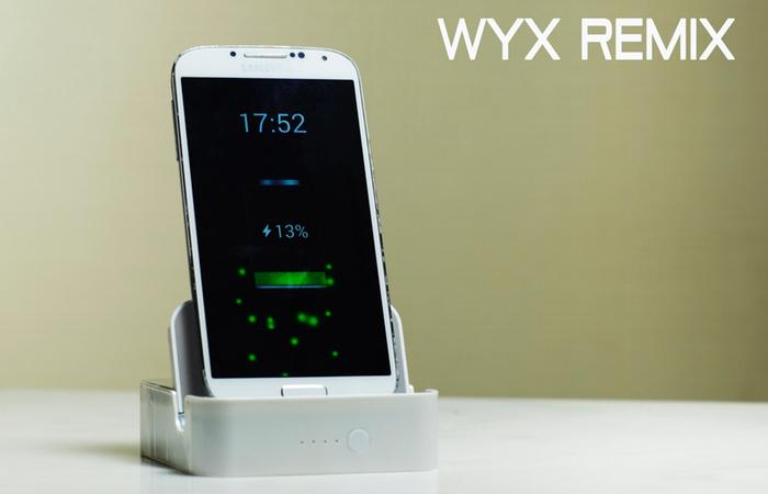 WYX Remix Smartphone Dock