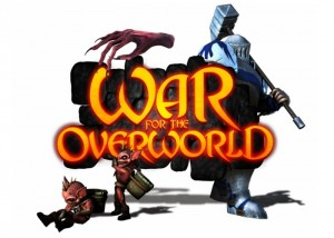 War For The Overworld Launches Today On Steam (video)