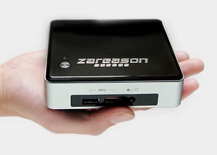 ZaReason Zini 1550 Intel Broadwell Linux Mini PC