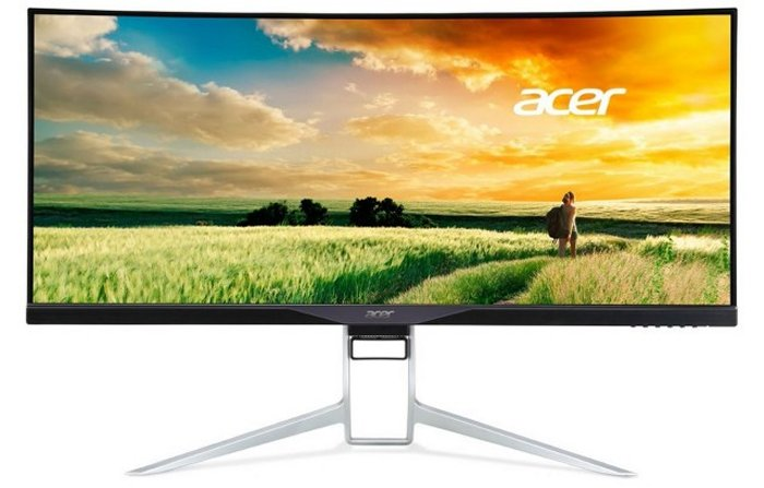 acer curved