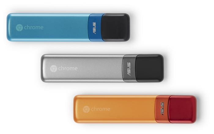 Asus Chromebit Is A Computer On A Stick