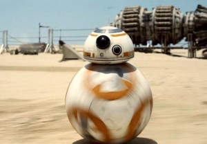 BB-8 Is The New Droid From Star Wars The Force Awakens (Video)