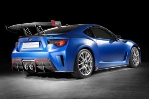 Subaru BRZ STI Concept Wows in New York