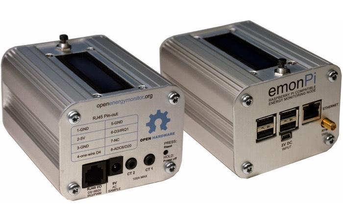 emonPi Raspberry Pi Powered Energy Monitor