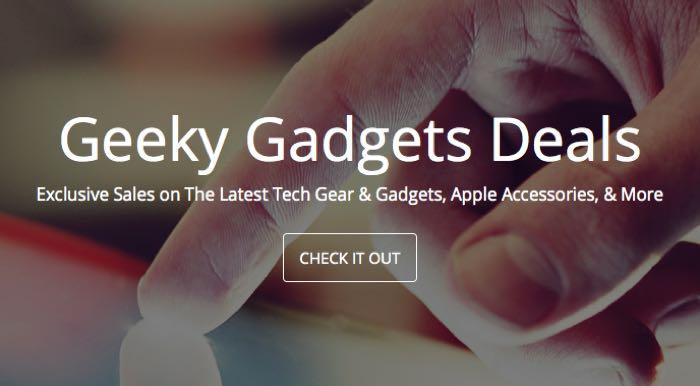 Geeky Gadgets Deals Ending Soon