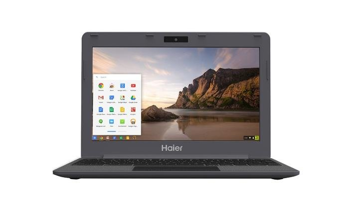 Haeir Chromebook