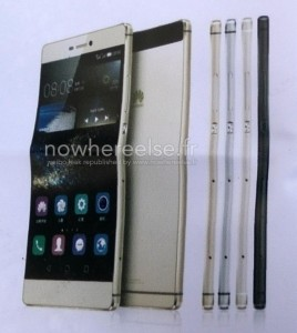 Huawei Ascend P8 Makes Another Appearance On A Leaked Billboard