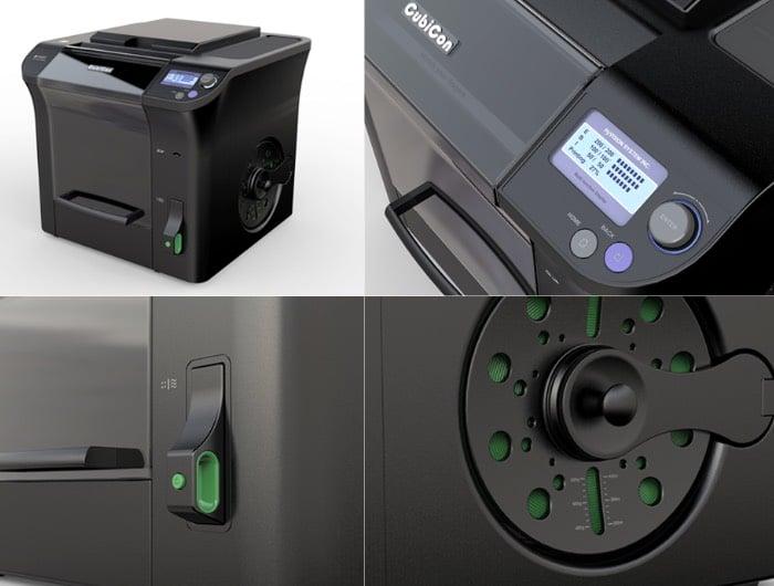 iMakr Cubicon 3D Printer