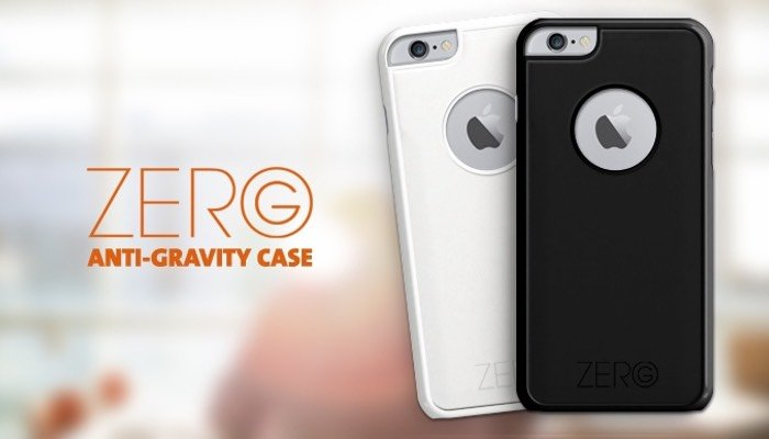 apple anti gravity case