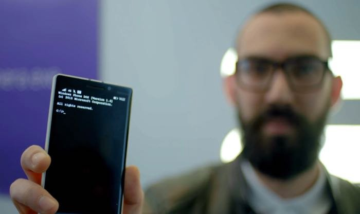 Microsoft Launches MS-Dos Mobile For Lumia Phones