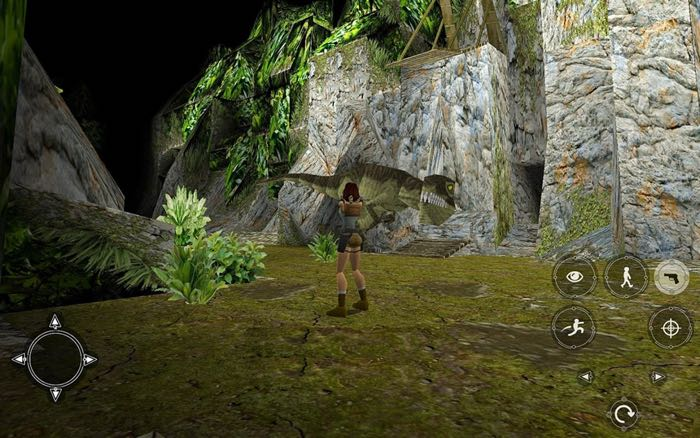 Original Tomb Raider