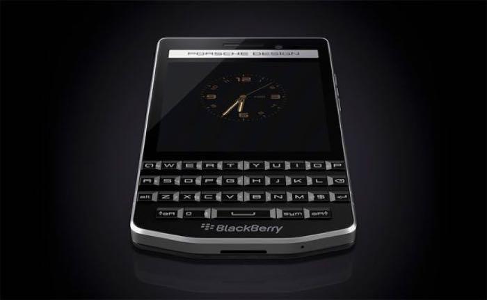 Porsche Design Blackberry P9983