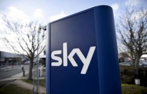 Sky TV 3D