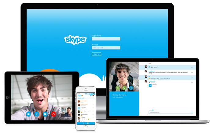 Skype for Mac