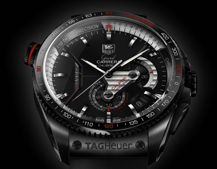 Tag Heuer Smartwatch To Launch In November For $1,400