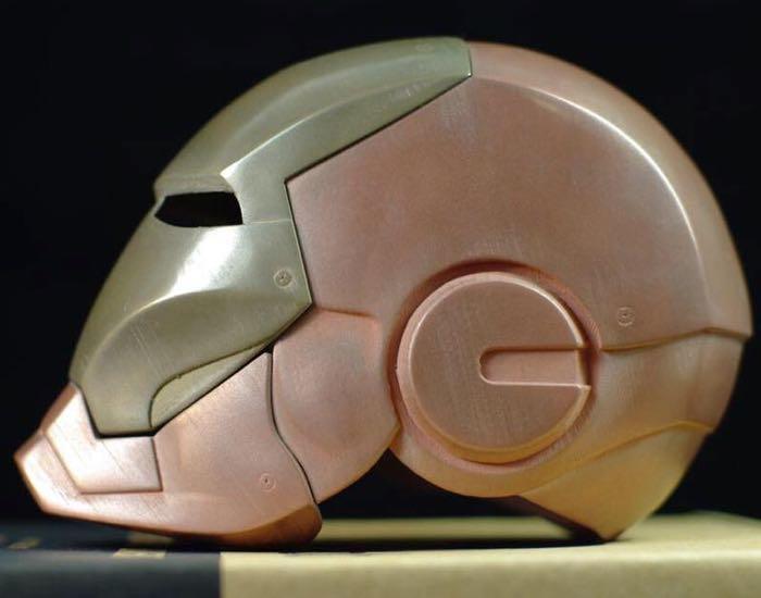 3D Print Iron Man Helmet