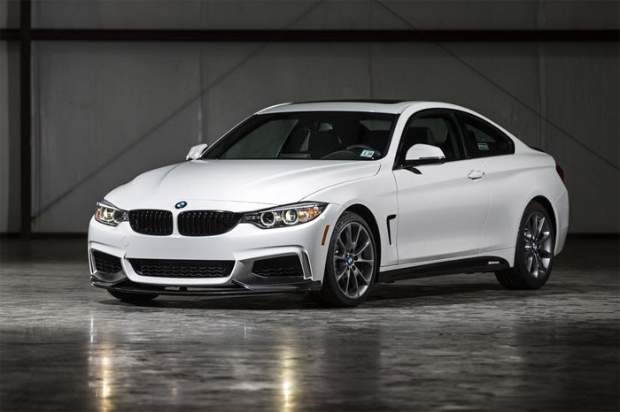 BMW 435i ZHP Coupe Gets more Power and Style