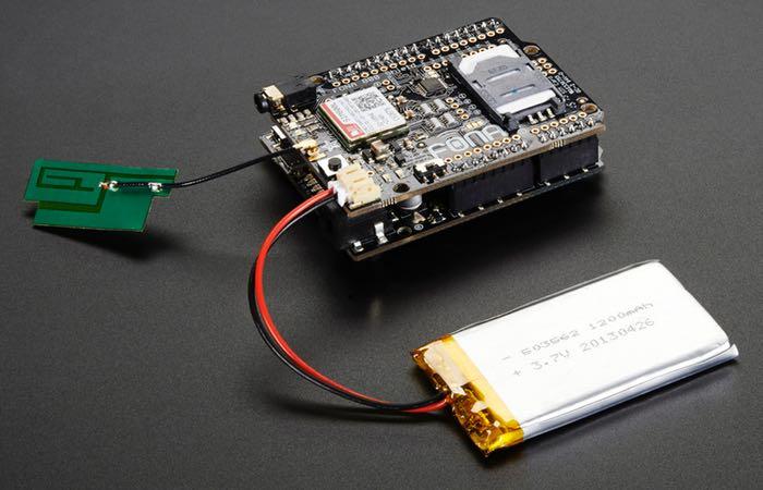 Arduino FONA 800