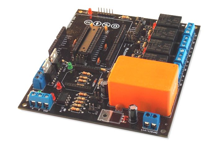 Arduino Home Automation Development Board