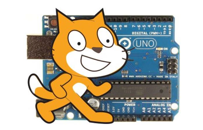 Arduino scratch extension released as experimental option