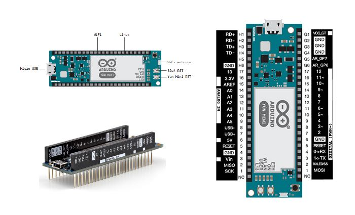 Arduino yun mini now available as a wireless