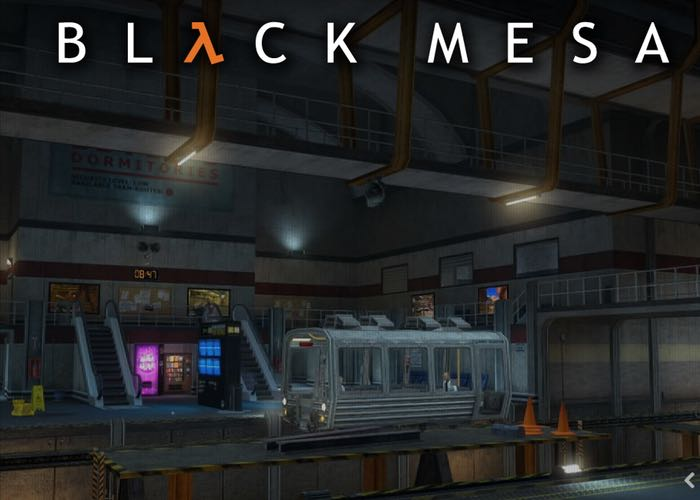 how to play black mesa