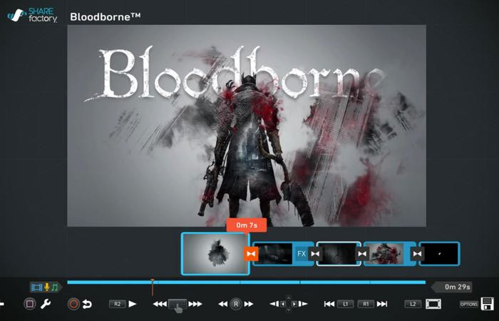 Bloodborne SHAREfactory