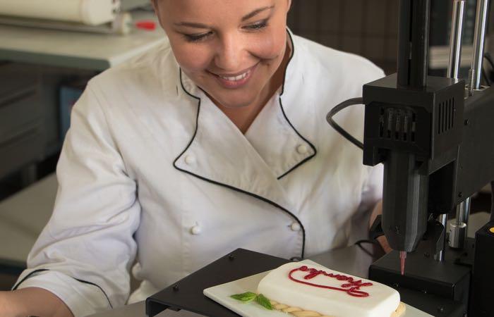 Bocusini Food 3D Printing System