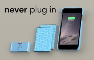 CoBattery Swappable Battery iPhone Case (video)
