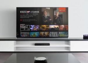 Comcast 4K Ultra HD Set-Top Box